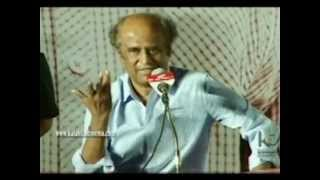 Rajini Kanth speech about GOD Jesus Christ