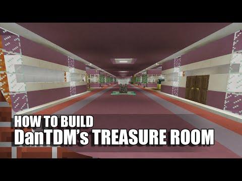 How To Make Dantdm S Treasure Room