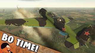 """War Thunder Su-2 (M-82) """"The Tickle Monster!"""""""