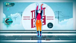 Just Dance 3 Tightrope