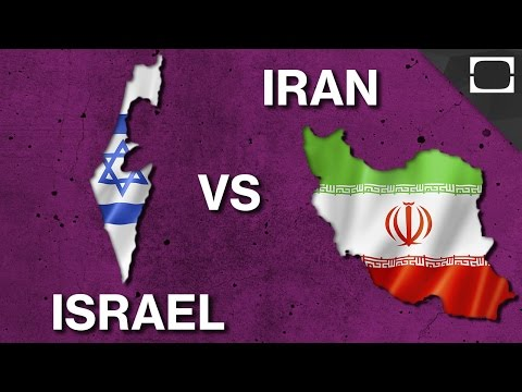 Why Do Israel & Iran Hate Each Other