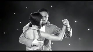 Flavia Cacace and Vincent Simone perform a fiery Argentinian Tango   Saturday Night Show