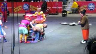 Zing Zang Zoom! - Dancing Clowns + Chair Trick