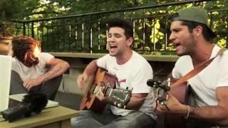 Dan  Shay  Teardrop Live Acoustic