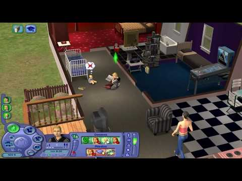 Sims 2 | Incesto OMG! xD