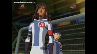 Galactik Football Sezonul 1 Episodul 7 sub rom