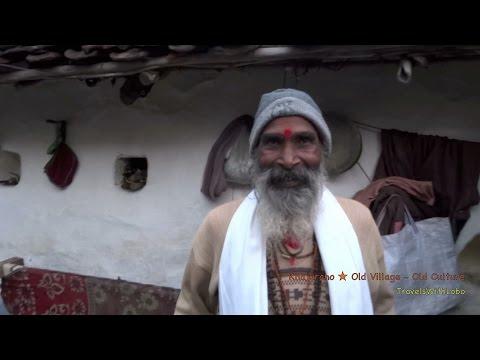 KHAJURAHO, INDIA ★ Old Village Traditions ★ Thali ★ Train Station