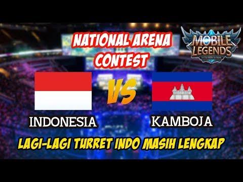 Xxx Mp4 WOW Gak Ada Obat Top Player Indo Bikin Kamboja Gak Ada Perlawanan National Arena Contest 3gp Sex