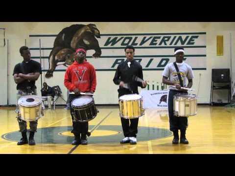 best college drumline