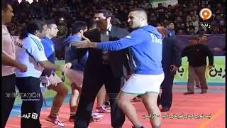 Iran Vs Pakistan  Asian Kabaddi Championship 2017 Semi-final 2 - Pakistan defeat Iran 28-24