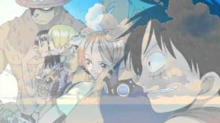 One Piece ED 10 - FAITH (FUNimation English Dub, Sung by Caitlin Glass, Subtitled)