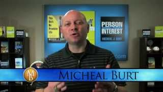 How to become a Person of Interest - Coach Micheal Burt