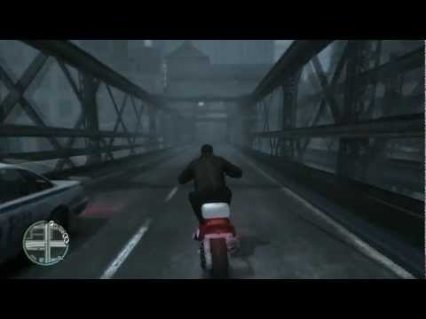 Yamaha Booster in GTA IV + WTF