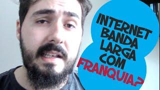 INTERNET LIMITADA, EU NÃO QUERO!