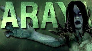 ARAYA 完整版Part 1- 是泰國製的的恐怖啊!!
