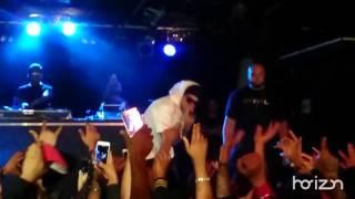 Bohemia Live in Auckland Troll on YoYo Honey Singh
