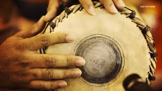 Mridangam + Hang Drum || Indian Music For Yoga || Meditation Music