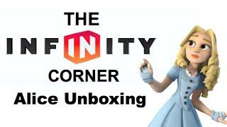 Alice Unboxing - Disney Infinity 3.0