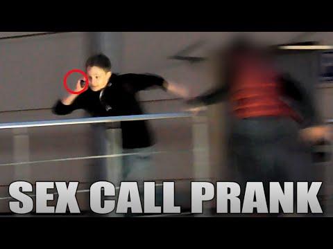 SEX CALL PRANK
