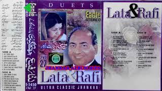 Lata And Rafi Duets Jhankar Songs