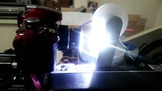 Telecine Scan 8mm movie Film Transfer DIY  frame by frame テレシネ 8mm フィルム スキャナー DIY
