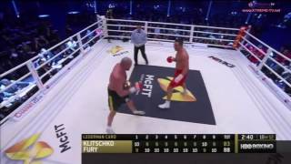 Vladimir Klichko vs Tyson Fury FULL HIGHLIGHTS Video