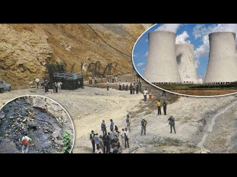 Researchers discover a 2 billion year old Nuclear Reactor in Africa