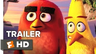 The Angry Birds Movie Teaser TRAILER 1 (2016) - Jason Sudeikis, Peter Dinklage Animation Movie HD