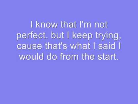 Perfect - Hedley (lyrics!)