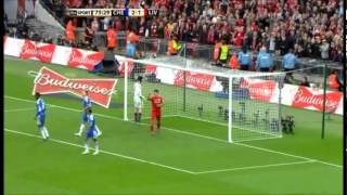 Andy Carroll vs Chelsea FA Cup Final- Till I Collapse