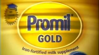 Wyeth Promil Gold TVC 2001 - Instrument 30s