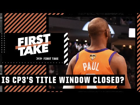 Stephen A. thinks Chris Paul s championship window is officially closed First Take