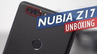 ZTE Nubia Z17 Unboxing Hands-On Review With Camera Samples (English)