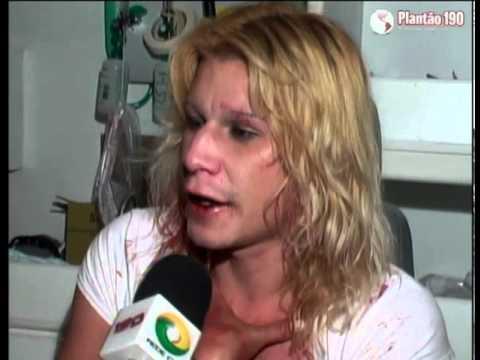 Travesti é agredido após desacerto com cliente