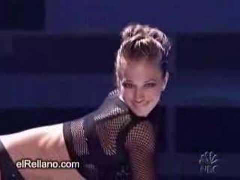 Americas got talent-Flexible Girl