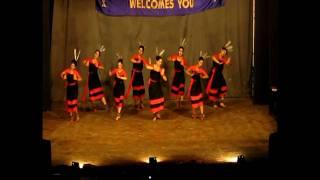 Mythili Raghavan Academy of Indian Dances Pune - Naga Dance