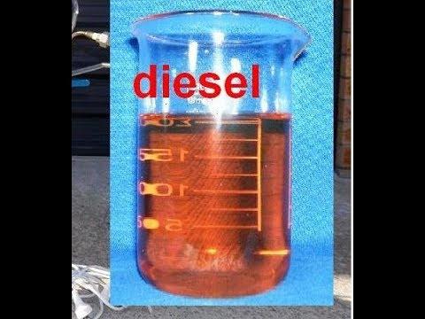 Дизельное топливо очистка в домашних условиях 339