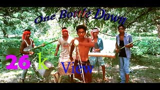 One Bottle Down Full Deshi Fun  Video By Khan Brothers Group