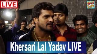 Khesari Lal Yadav EXCLUSIVE Interview 2018 |  Bindaas Bhojpuriya