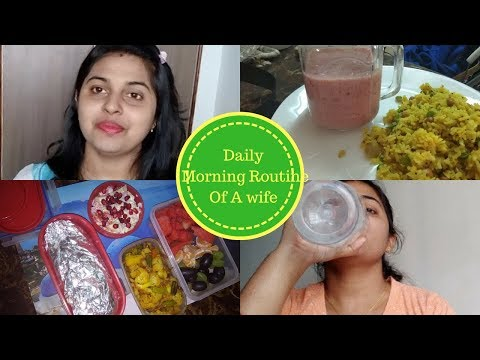 Xxx Mp4 Daily Morning Routine Of A Indian Wife 2018 Morning Breakfast Lunch Routine 3gp Sex