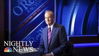 Bill O'Reilly To Receive Around $25 Million To Leave Fox News | NBC Nightly News