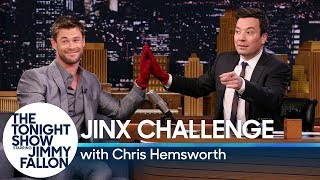 Jinx Challenge with Chris Hemsworth