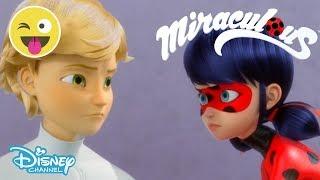 Miraculous | Season 2 Exclusive Sneak Peek: Riposte | Official Disney Channel UK