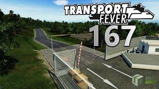 Projekt Schotter 🚆 ► [167] ► Let's Play Transport Fever German