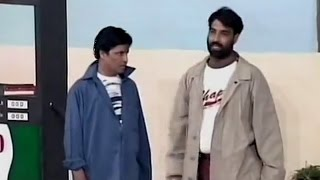 Umer Sharif And Sikandar Sanam - Petrol Pump_clip1 - Pakistani Comedy Stage Show