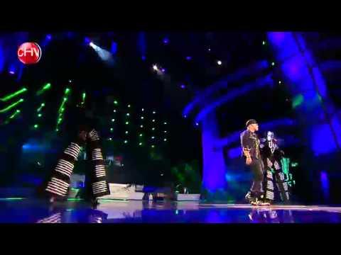 Daddy Yankee en festival de viña del mar 2013 completo HD