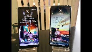 La firma mexicana Lanix presenta los smartphones de gama alta Ilium Alpha 9 y 3