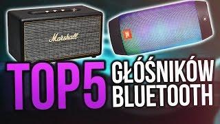 TOP 5 Głośników Bluetooth + Konkurs z JBL 🔊 👍