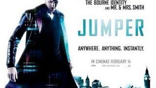 Descarga Jumper 2008 DVDrip Audio Latino