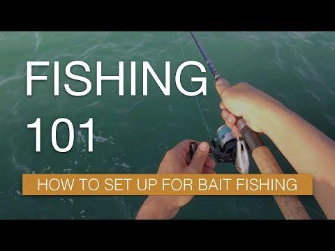 Setting up for Tamban Fishing @ Bedok Jetty (Fishing 101)